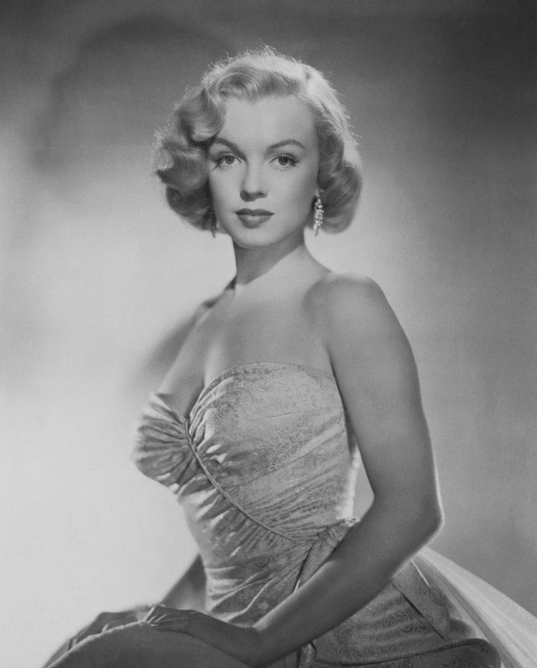 """1950 / by Laszlo WILLINGER... Portraits publicitaires pour le film """"All about Eve""""."""