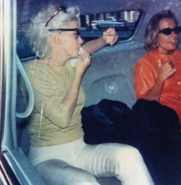 1962 / Marilyn and Pat NEWCOMB