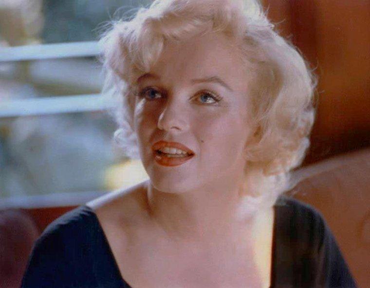 """1958 / by Earl LEAF (Conférence de presse pour la sortie du film """"Some like it hot"""") (part 2, voir TAG)."""