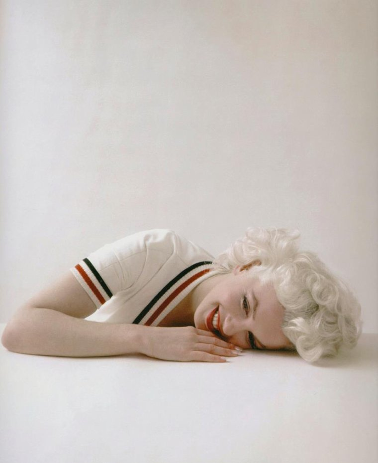 1955 / Portrait by Milton GREENE
