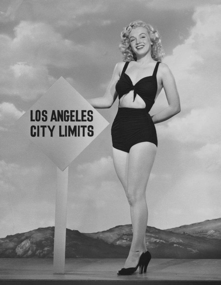 1948 / by Ed CRONENWERTH... Photos publicitaires pour la FOX.