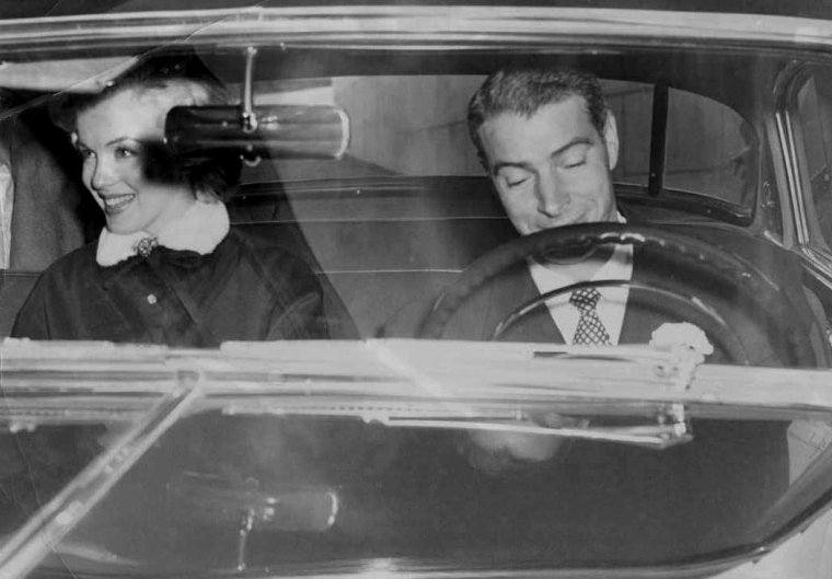 1954 / 14 Janvier, quand Marilyn épouse Joe DiMAGGIO... (part 2, voir TAG).