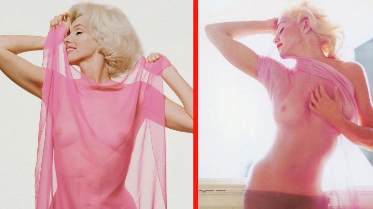 """Marilyn VS Madonna / Marilyn, """"la grande soeur"""" de Madonna... Cette dernière pose pour Steven MEISEL, en 1991 pour une session photos commandée par le mag """"Vanity-Fair""""... TROUBLANTE RESSEMBLANCE ! (article dédié à Julien qui propose un blog sur SKY : MaterialWorld et qui est FAN de Madonna, entre autres). Deux femmes aux débuts difficiles, qui par leur travail acharné, sont et resteront intemporelles, chacune dans son domaine... Le seul regret, pour moi, c'est que l'on n'aura pas vu Marilyn vieillir ! Une carrière prodigieuse, tout comme celle de la reine de la pop, se serait probablement ouverte devant elle..."""