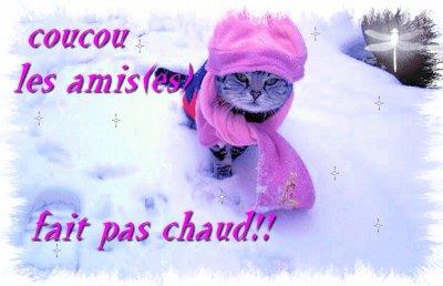 (L) Coucou !!!! (L)