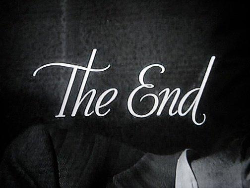 La fin du lycée