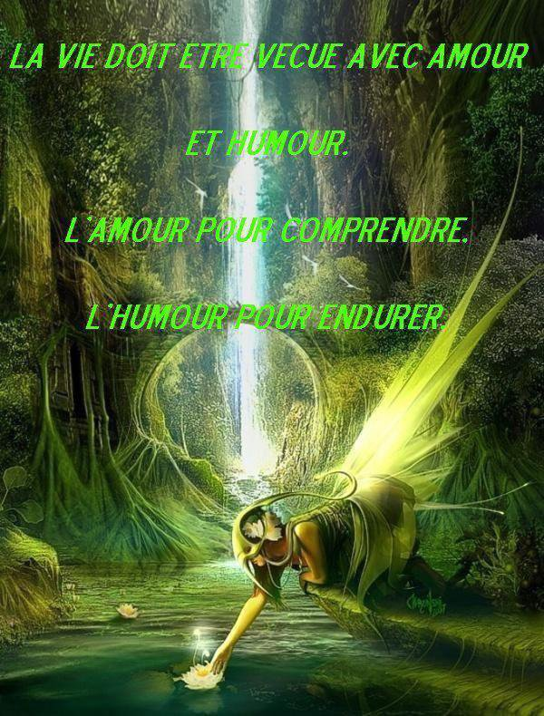 WEEK-END.....UN PEU D'HUMOUR!!!! ET DE LA FRAICHEUR,