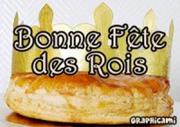 GALETTE DES ROIS!!!!