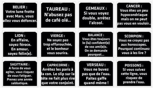 WEEK-END.....HUMOUR ......LE DER.....