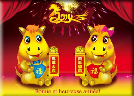 NOUVEL AN CHINOIS.