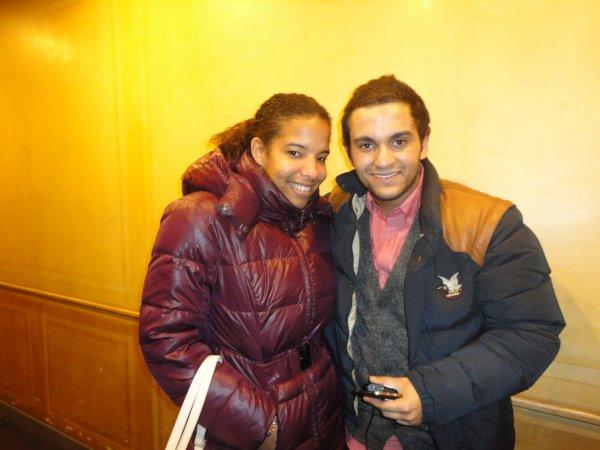 Malik Bentalha et Mabyca