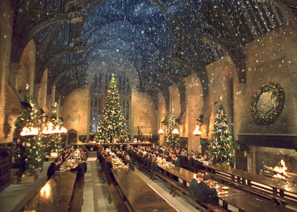 . Wizards-Of-Hogwarts wish you a Merry Christmas ! ♥ . Newletters du blog.    .