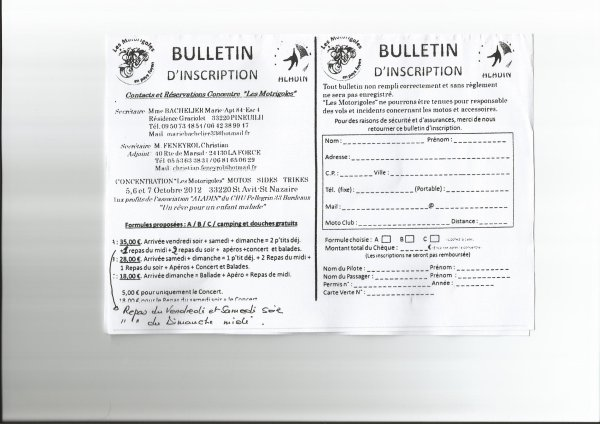 3 eme rassemblement motos st avit nazaire (33)