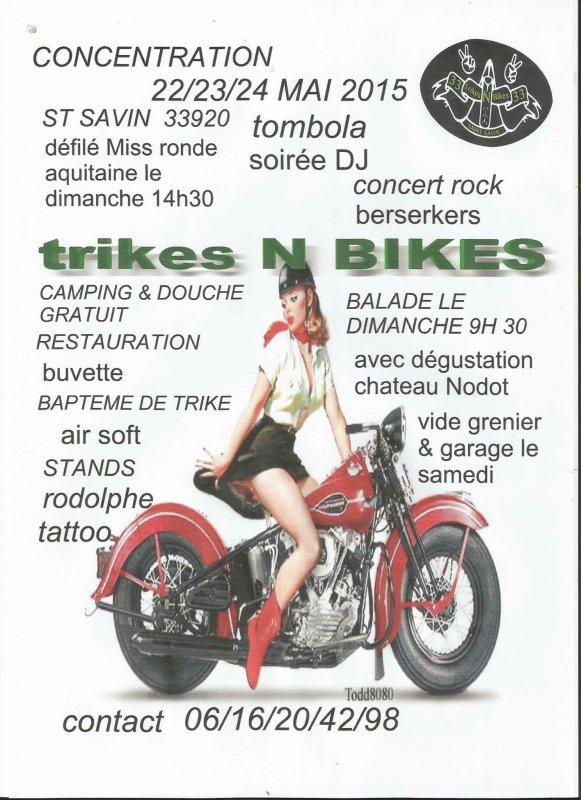 Concentre de trike N bikes