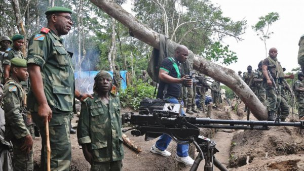 Ligne de front: la puissance de feu des FARDC met en déroute les FDLR
