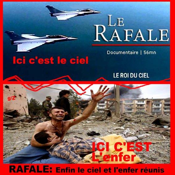 Le Rafale Français un avion maudit ?