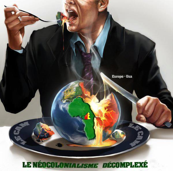 L'IMPERIALISME AMERICAINE UN DANGER POUR L'HUMANITE !