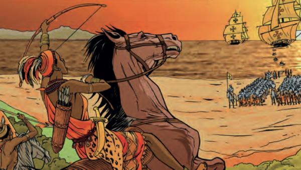 Histoire et cartographie Les repères historiques du Royaume Kongo