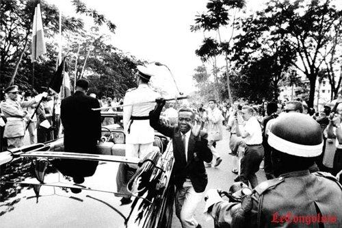 Ambroise Boimbo, «l'homme qui à humilier le Roi de Belge » au du Congo
