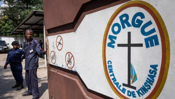 """RDC : bientôt un (nouvel) """"enterrement groupé"""" de cadavres conservés à la morgue de Kinshasa"""