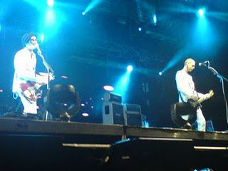 Rock Oz' Arènes 12 août 2010 : Pacovolume + Gotan Project + PLACEBO