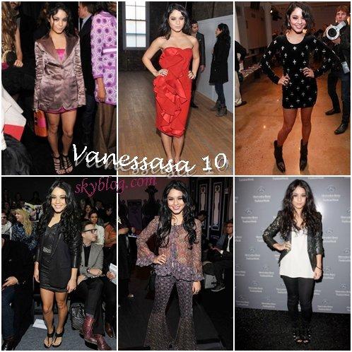 Qu'elle votre tenue favorite de la Fashion week ?