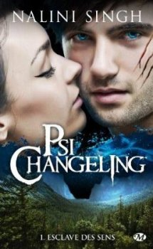 PSI Changeling, Tome 1 - N. SINGH - 8.5/10