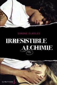 Irresistible Alchimie - S. Elkeles - 8.5/10