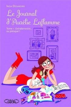 Le journal d'Aurélie Laflamme, tome 1 - 5.5/10 - I. Desjardins