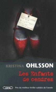 Les enfants de cendres - K. Ohlsson - 8.5/10
