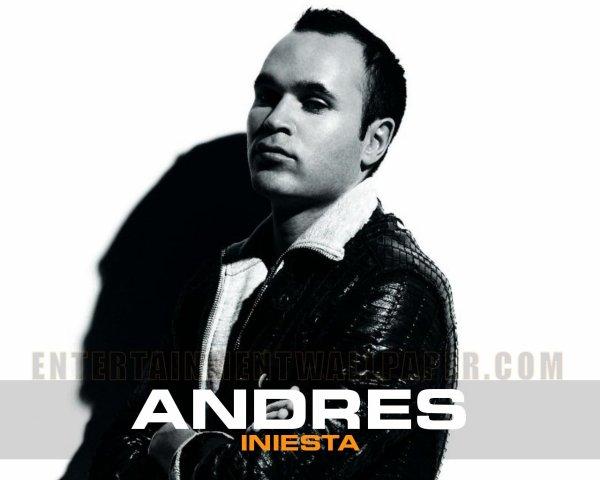 ılılı. ♫ RoCK♫ .ılılı. - Andrés Iniesta  - .ılılı. ♫ MeTal♫