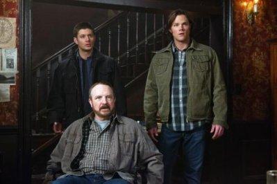 """Supernatural 5.15 """"Dead Men Don't Wear Plaid"""" et The Vampire Diaries 1.15 """"A Few Good Men"""""""