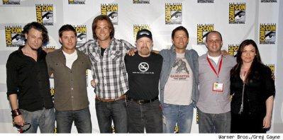 Comic-Con 2010: Supernatural