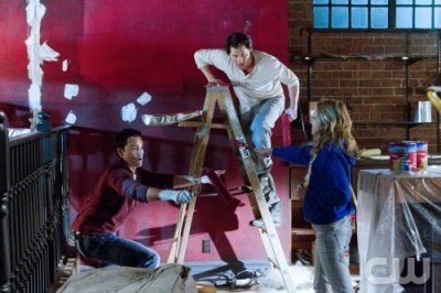 "Life Unexpected two-hour series finale ""Teacher Schooled"" and ""Affair Remembered"""