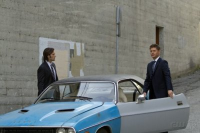 """Supernatural 7.07 """"The Mentalists"""" and The Vampire Diaries 3.08 """"Ordinary People"""" and Ringer 1.07 """"Oh Gawd, There's Two of Them?"""""""