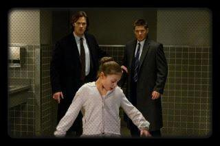 "Supernatural 7.16 ""Out with the Old"" and The Vampire Diaries 3.16 ""1912"" and Ringer 1.17 ""What We Have is Worth the Pain"""