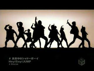 H!S!J - Mayonaka no Shadow Boy