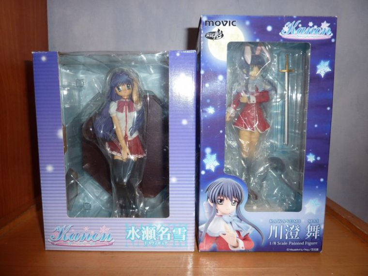 figurines Kanon