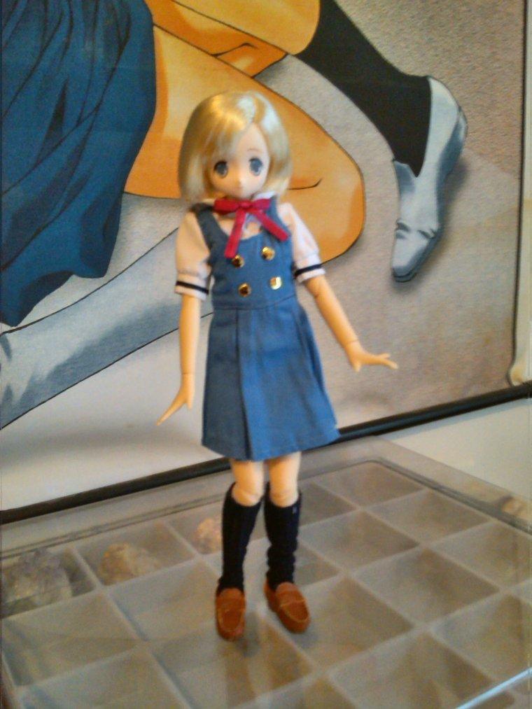 ma new doll