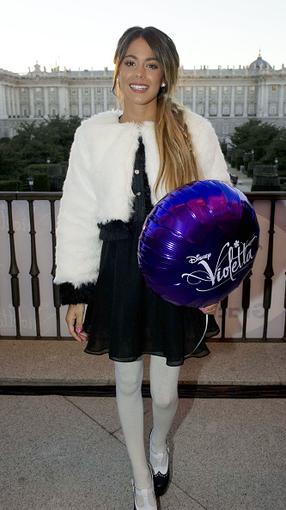 violetta live !!