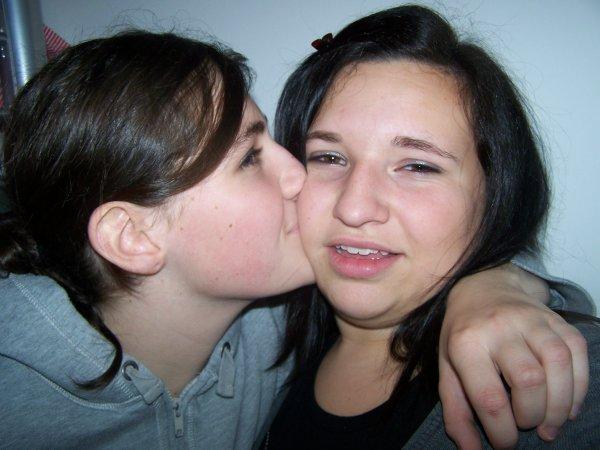 Ma soeur je t'aime ♥