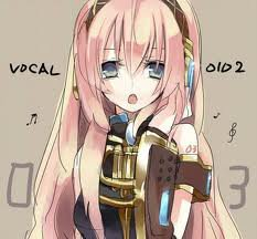 Luka Megurine - Vocaloid