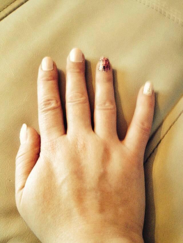 Mes Ongles Ma  Nouvelle P@SSION Ma Tite-Collection De Jour En Jour
