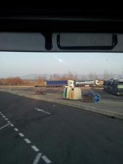 Scania transport nicolo pris par mon pere