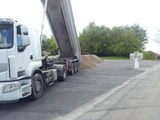 le camion au père