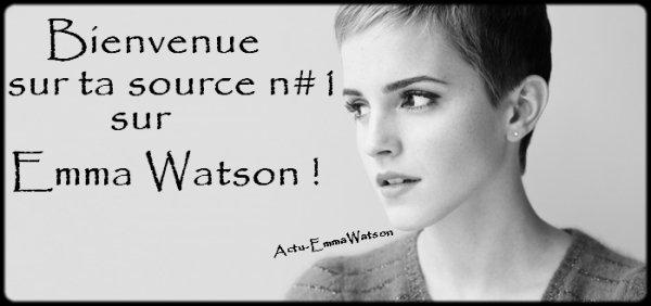 ~ Emma Charlotte Duerre Watson ~