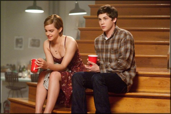 "Nouvelle photo de ""'The Perks of Being a Wallflower"
