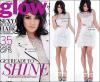 . Découvrez le nouveau photoshoot de Vanessa pour le 'Glow Magazine' par Dove Shore! J'adore! Sérieux, le blanc est une couleur qui lui va super bien, et puis elle est super naturel! Elle est superbe!  .