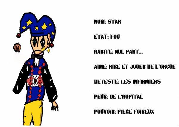 Star the SDF