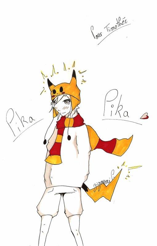 Moi en pikachu!!!