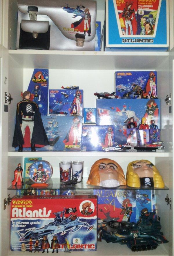 Les 5 Grands galatiks qui ont bercés mon enfance